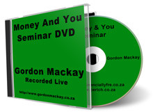Money & You DVD